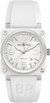 Bell & Ross Aviation Instruments BR0392-WH-C