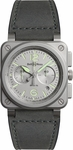 Bell & Ross Aviation Instruments BR0394-GR-ST/SCA