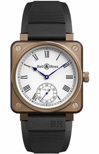 Bell & Ross Aviation Instruments Bronze Limited Men's Watch BR01-CM-203-SRB2