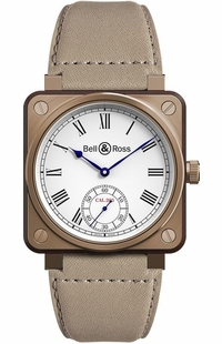 Bell & Ross Aviation Instruments Bronze Men's Watch BR01-CM-203-B-V-057
