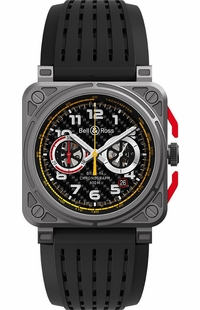 Bell & Ross Aviation Instruments Limited Edition Men's Watch BR0394-RS18