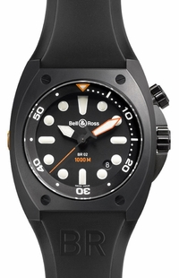 Bell & Ross Marine BR0292-CA-INDX/CRF