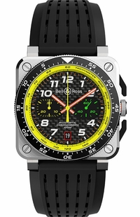 Bell & Ross Renault F1 Limited Edition Men's Watch BR0394-RS19/SRB