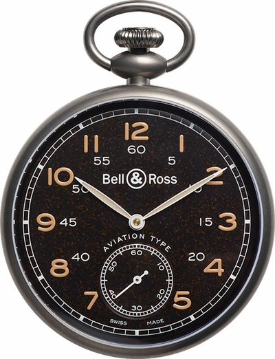 Bell & Ross Vintage BRPW1-BL-TI