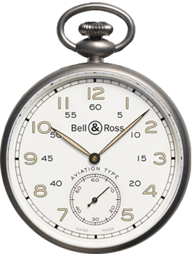 Bell & Ross Vintage BRPW1-WH-TI