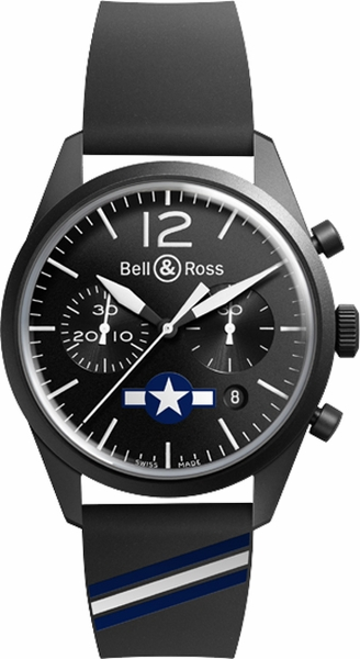 Bell & Ross Vintage Original BRV126-BL-CA-CO/US