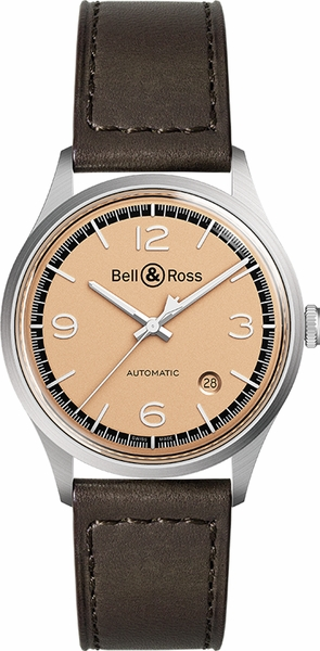 Bell & Ross Vintage Men's Automatic Luxury Watch BRV192-BT-ST/SCA
