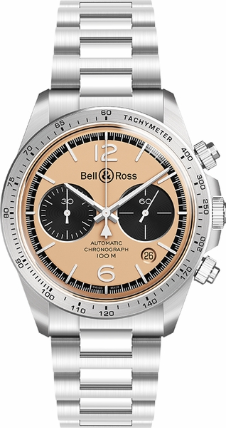 Bell & Ross Vintage Limited Edition Men's Watch BRV294-BT-ST/SST