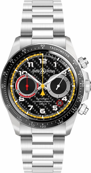 Bell & Ross Vintage Limited Edition Men's Watch BRV294-RS18/SST