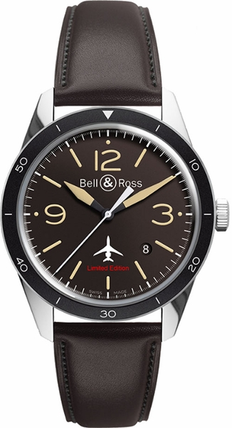 Bell & Ross Vintage Falcon BRV123-FALCON/SCA