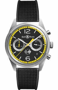 Bell & Ross Limited XX/170 Men's Watch For Sale BRV126-RS40-ST/SRB