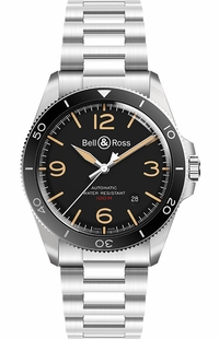 Bell & Ross Vintage New Authentic Men's Watch BRV292-HER-ST/SST