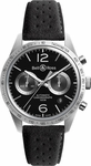 Bell & Ross Vintage Original BRV126-BS-ST/SF
