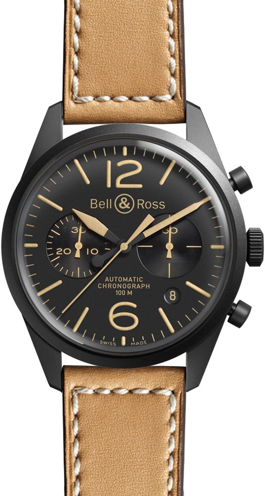 Brv126 Heritage Bell Ross Authenticwatches Com