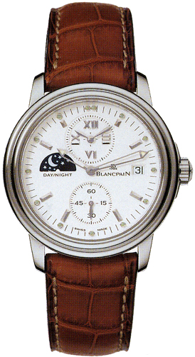 Blancpain Leman Double Time Zone 2160-1127-53B