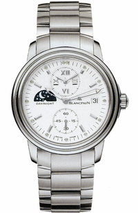 Blancpain Leman Double Time Zone 2160-1127-71