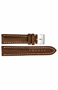 Breitling 16mm Brown Leather Strap 406X / 900X