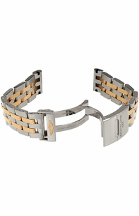 Breitling 20/18mm Gold & Steel Bracelets