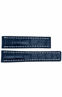 Breitling 21/18mm Straps for Deployment Buckle