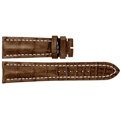 Breitling 22mm Brown Strap 1017P