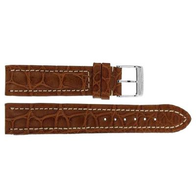 Breitling 22mm Brown Strap 500P
