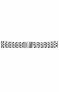 Breitling 22mm Pilot Brushed Steel Bracelet 389A