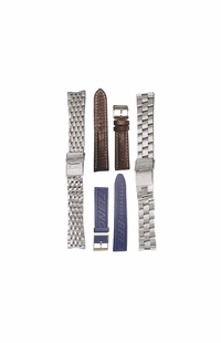 Breitling 22mm Replacement Straps