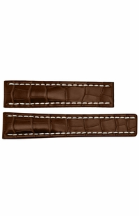 Breitling 24/20mm Straps for Deployment Buckle