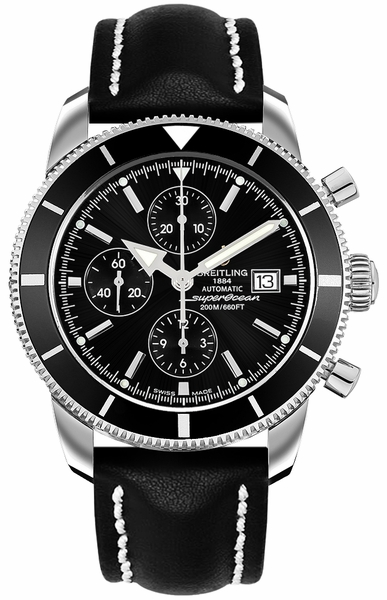 Breitling Superocean Heritage Chronograph 46 Men's Luxury Watch A1332024/B908-441X