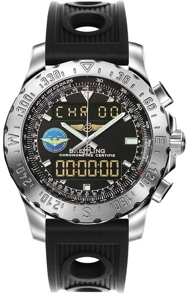 Breitling Airwolf Naval Centennial Limited Edition Men's Watch A7836323/BA86-200S