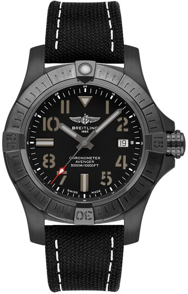 Breitling Avenger 45 Seawolf Night Mission Men's Watch V17319101B1X1