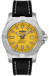 Breitling Avenger Automatic 45 Seawolf Men's Diving Watch A17319101I1X2