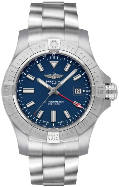 Breitling Avenger Automatic GMT 45 Men's Watch A32395101C1A1