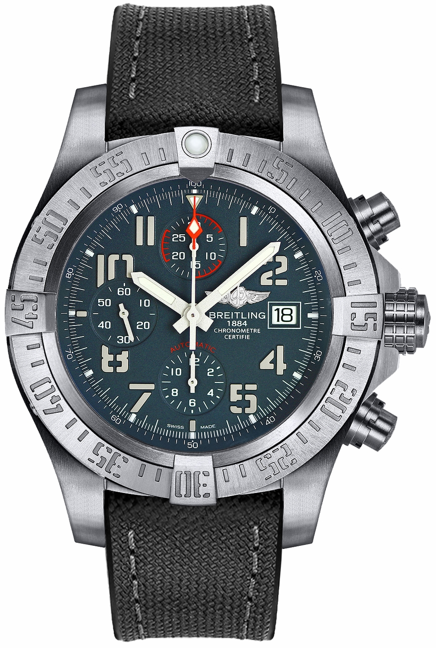 E1338310 m534 253s breitling avenger bandit mens automatic chronograph watch for Avenger watches