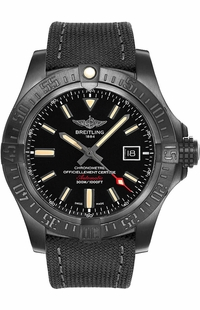 Breitling Avenger Blackbird 48mm Titanium Men's Watch V17310101B1W1