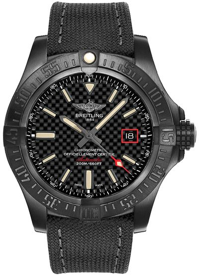 Breitling Avenger Blackbird Automatic Men's Watch V173111A/BF91-109W