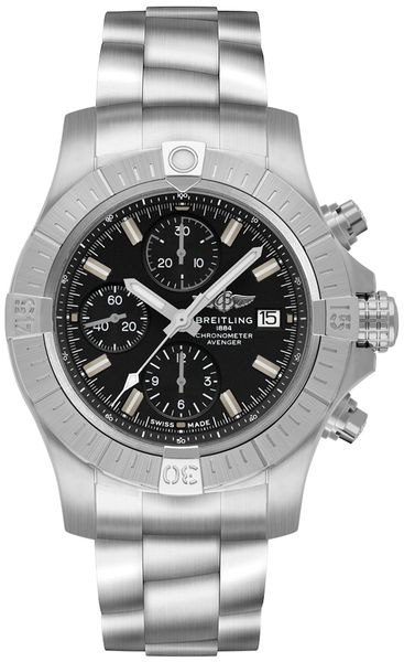 Breitling Avenger Chronograph 43 Men's Watch A13385101B1A1