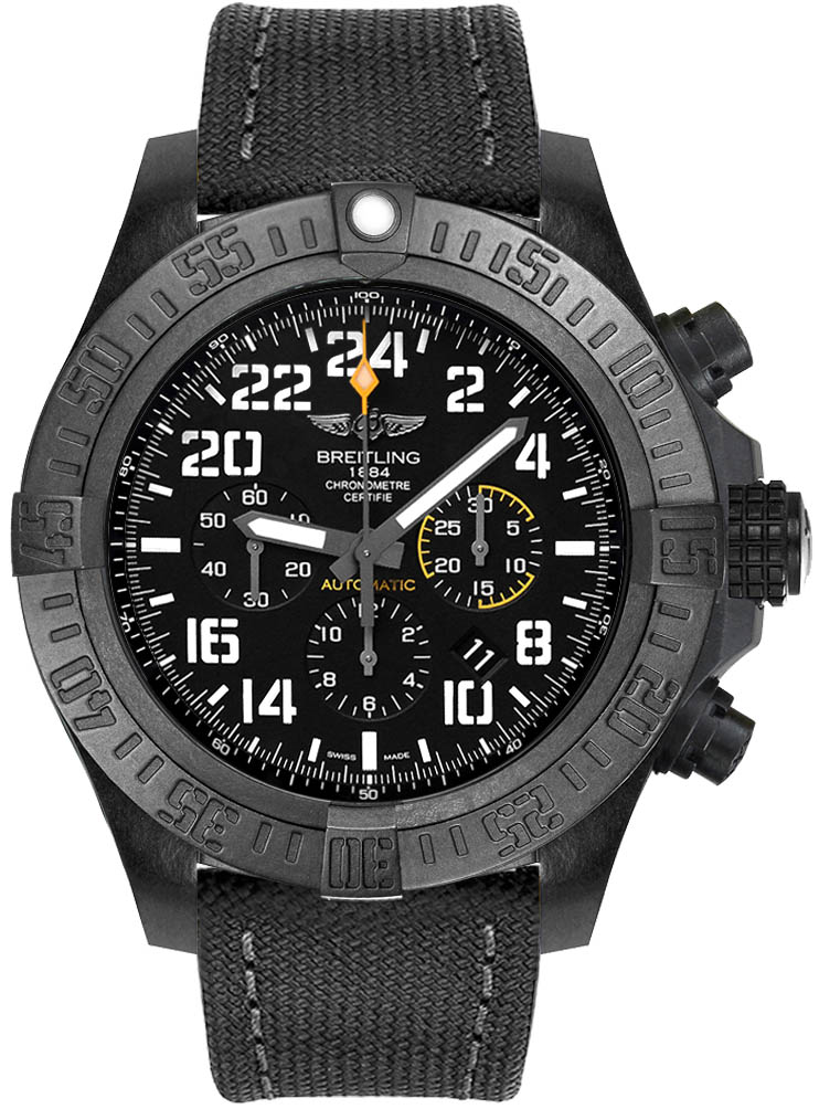 Xb1210e4 be89 100w breitling avenger hurricane mens automatic chronograph watch for Avenger watches