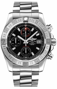 Breitling Avenger II Black Dial Men's Watch A1338111/BC32-170A