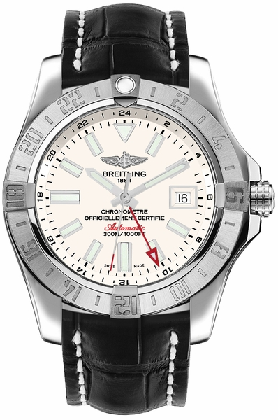 Breitling Avenger II GMT Men's Watch A3239011/G778-743P