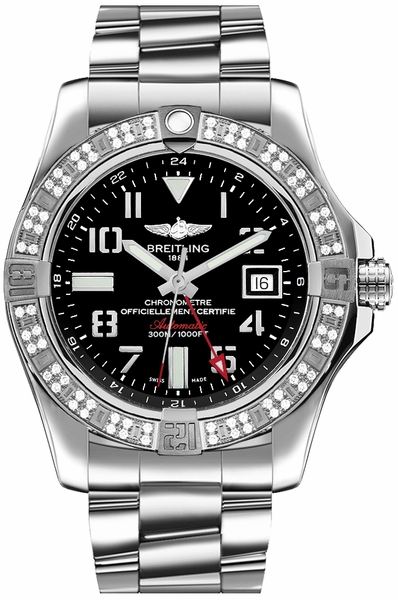 Breitling Avenger II GMT A3239053/BC34-170A