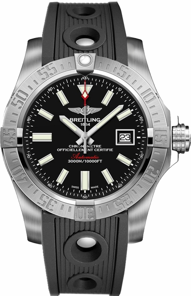 Breitling Avenger II Seawolf 45mm Men's Watch A1733110/BC30-200S