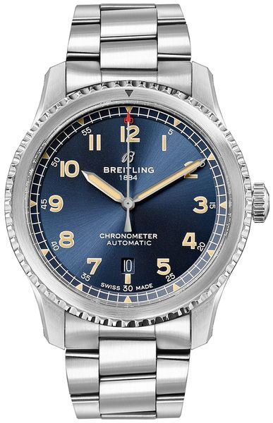 Breitling Aviator 8 Automatic 41 Men's Watch A17315101C1A1