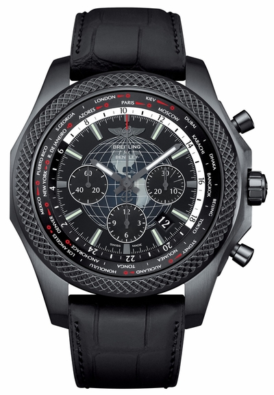 Breitling Bentley B05 Unitime Limited Edition Men's Watch MB0521V4/BE46-265S
