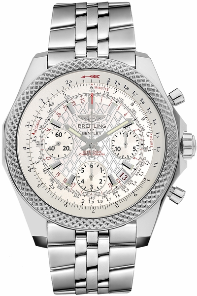 Breitling Bentley B06 S Silver Dial Men's Watch AB061221/G810-980A