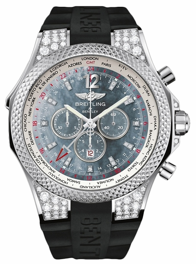 Breitling Bentley GMT J4736267/BC55-222S