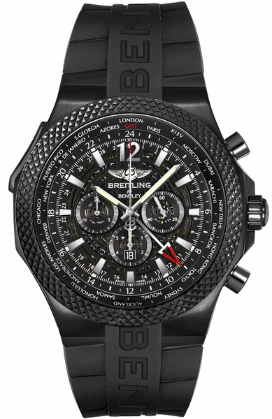 Breitling Bentley GMT Chronograph Men's Watch M4736225/BC76-222S