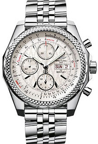 Breitling Bentley Gt A1336212 G680 980a Mens Automatic Chronograph