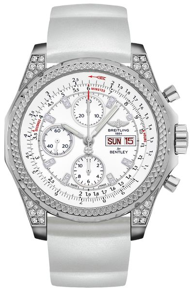 Breitling Bentley GT Ice Men's Watch A1336267/A729-215S