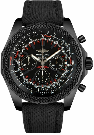 Breitling Bentley Light Body Midnight Carbon V2536722/BC45-104W